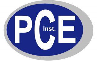 PCE Iberica S.L. Instrumentación Medición, regulación, laboratorio y pesaje