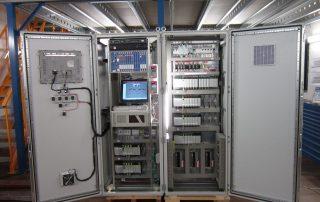 PLC_Cabinet_for_centrifugal_compressor