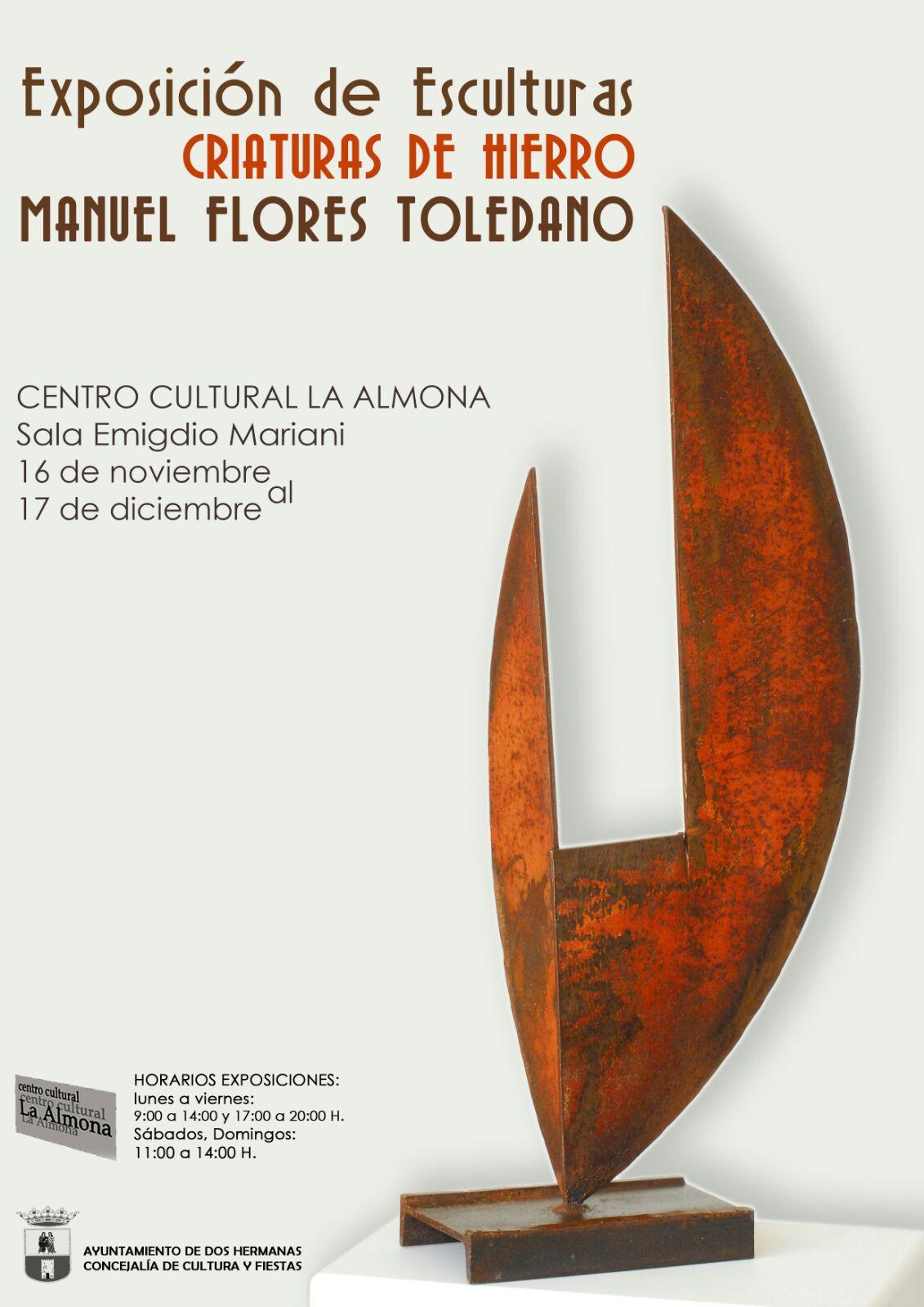 esculturas Manuel Flores