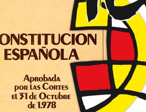 Celebración del Día de la Constitución.