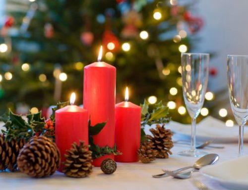 Felicitaciones de Navidad Recibidas.