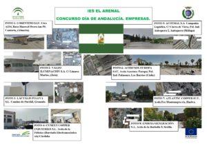 Solución del concurso de Andalucía Empresa.
