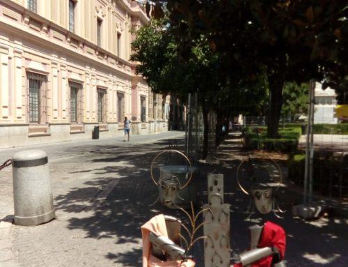 Reconocimiento Museo de Bellas Artes de Sevilla.