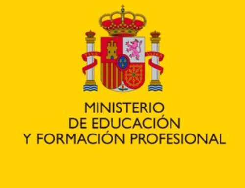 Estancias de Formación en Empresas para Profesores de FP.