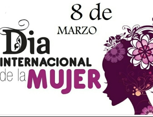 8M. Día de la Mujer.