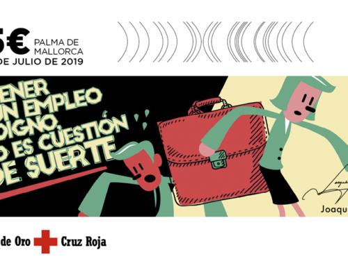 Sorteo de Cruz Roja 2019.