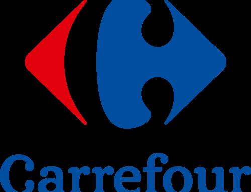 Agradecimiento a Carrefour Camas.
