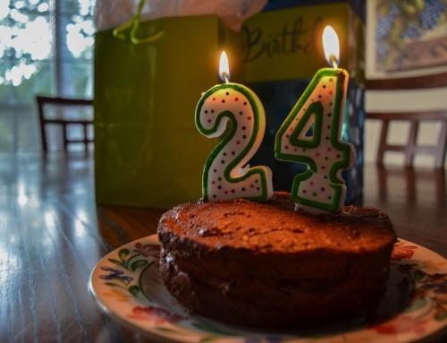 24 Cumpleaños de la Ley de Prevención de Riesgos Laborales.