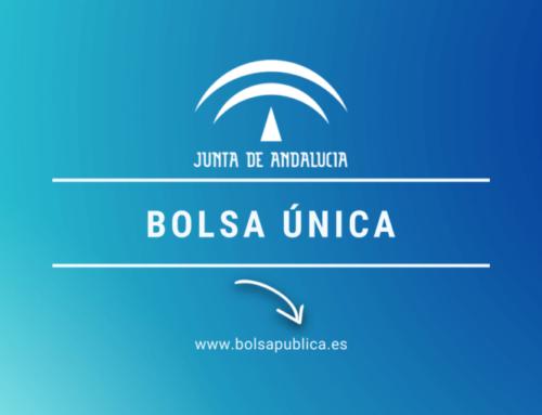 Bolsa Única de Personal Laboral de la Junta de Andalucía.