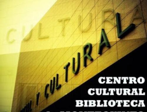 Agradecimiento Centro Cultural Montequinto.