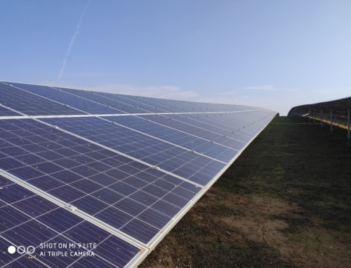 Visita Planta Fotovoltaica Don Rodrigo.