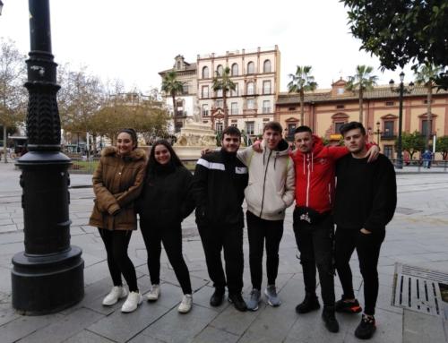 Ruta Histórica por Sevilla y visita al Palacio de las Dueñas. 2º FPB.