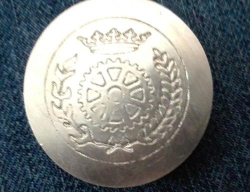 Moneda conmemorativa 50 aniversario IES El Arenal.