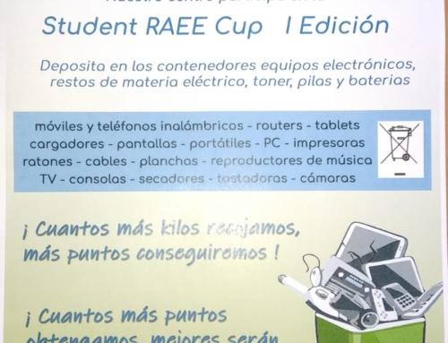 STUDENT RAEE CUP. I Edición.