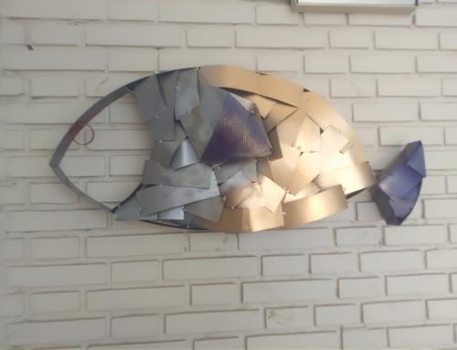 Venta de Esculturas en la Exposición METALMORPHOSIS.