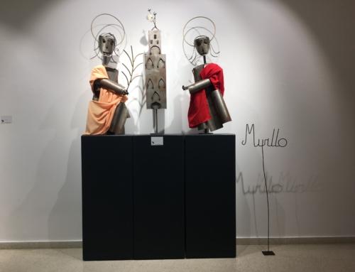 Disfruta del Arte desde casa. Exposición de Obras del Museo @ironartarenal.