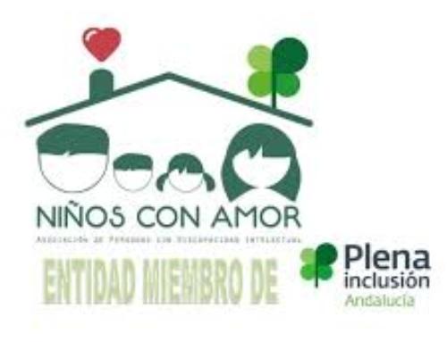 Visita a Metalmorphosis de la Asociación Niños con Amor.