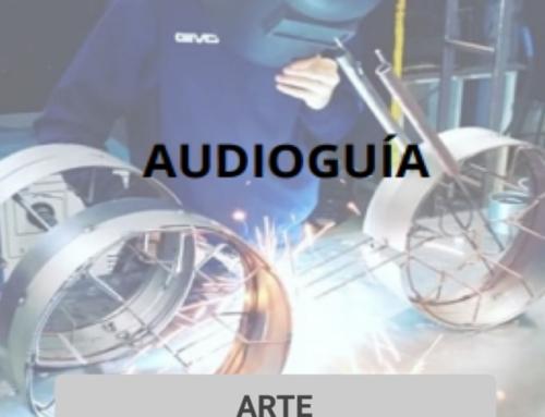 Descárgate la Audioguía del Museo @ironartarenal.