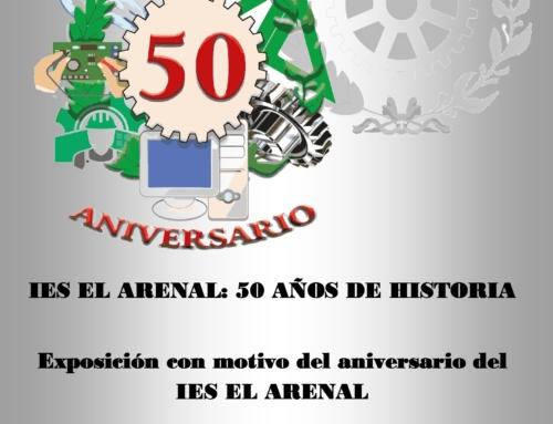 IES El Arenal. 50 Años de Historia.