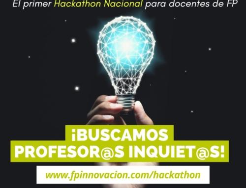 """Hackathon Nacional para Docentes Innovación Educativa """"FORMAT&T"""