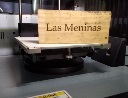 Prototipos de carteles para museo.