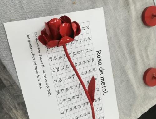 Rosa de Metal. Sorteo