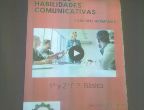 Taller de Habilidades Comunicativas. CADE Dos Hermanas.