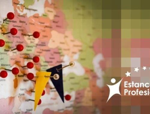 Estancias Profesionales en Europa.