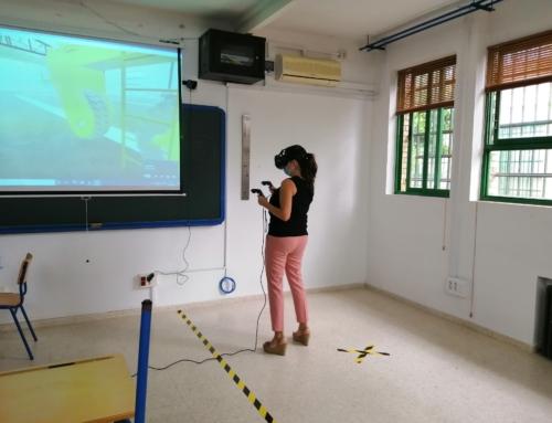 Realidad Virtual. Prevención de Riesgos Laborales.
