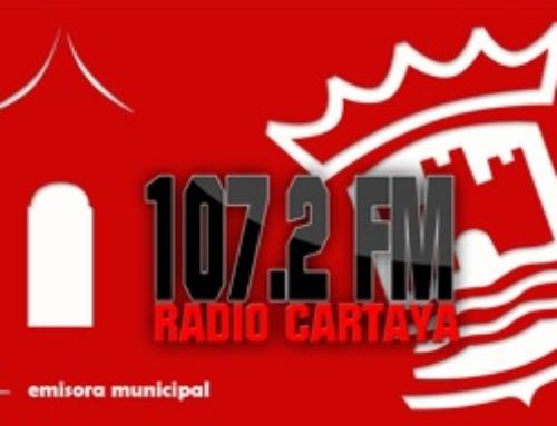 Entrevista Radio Cartaya.