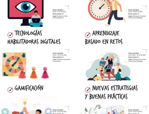 I Edición. Cursos de Verano para Profesores de FP.