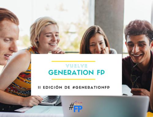 Jornada Formativa. Generation FP.