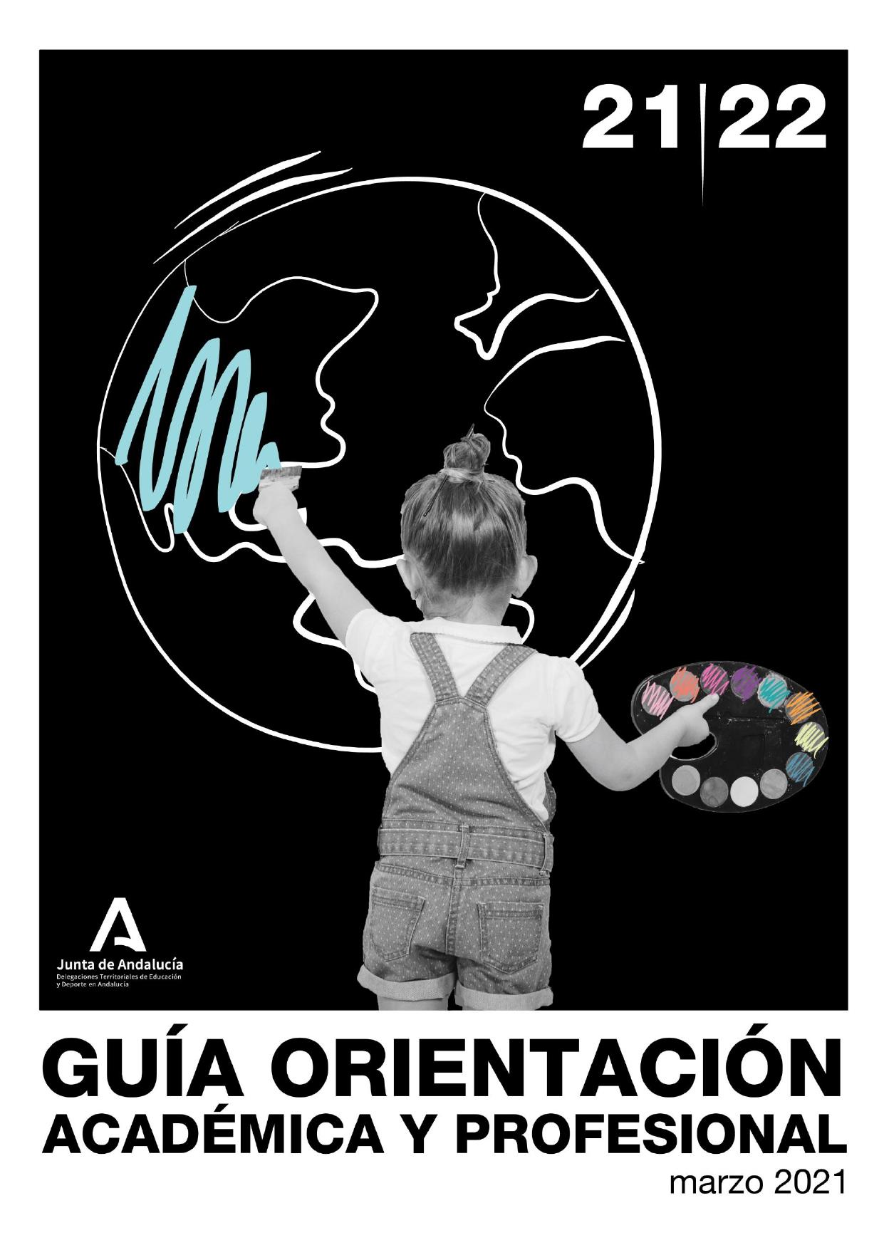 Guía de Orientación Académica y Profesional de Andalucía 2021