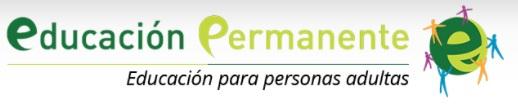 ESO, BACHILLERATO para PERSONAS ADULTAS (2021)