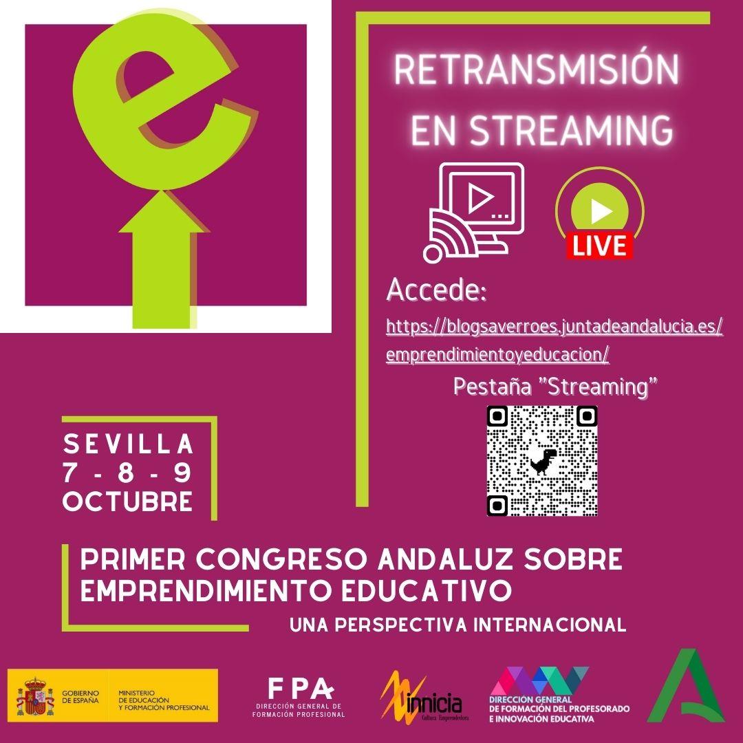 I Congreso Andaluz sobre Emprendimiento Educativo.